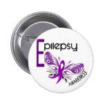 Epilepsy BUTTERFLY 3 Buttons
