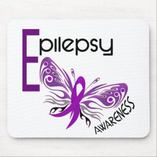 Epilepsy BUTTERFLY 3 Mouse Pad