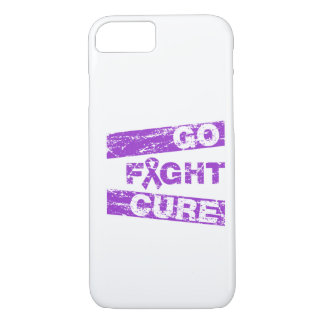 Epilepsy Go Fight Cure iPhone 7 Case