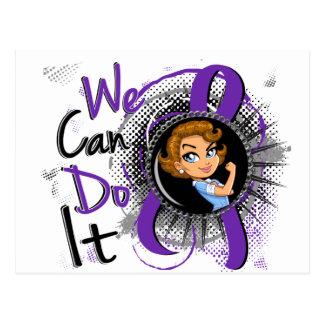 Epilepsy Rosie Cartoon WCDI.png Postcard