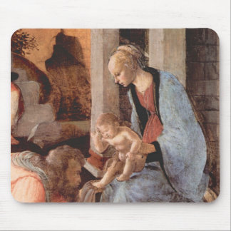 Epiphany by Botticelli Mouse Pad