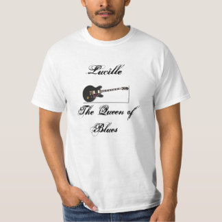 epiphone_bb_king_lucille, Lucille, The Queen of... T-Shirt