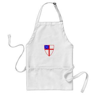 Episcopal Shield Standard Apron