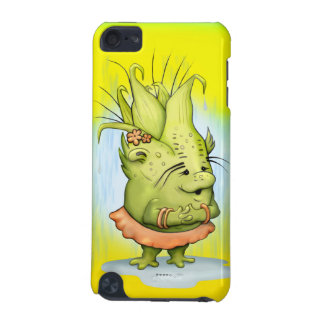 EPIZELE CUTE ALIEN CARTOON iPod Touch 5g iPod Touch 5G Cover