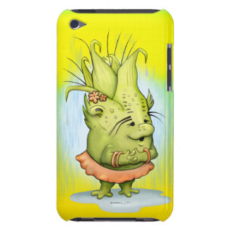 EPIZELE CUTE ALIEN CARTOON iPod Touch iPod Case-Mate Case
