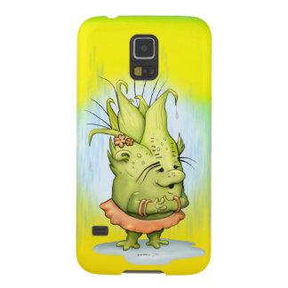 EPIZELE CUTE ALIEN CARTOON Samsung Galaxy S5 Case For Galaxy S5
