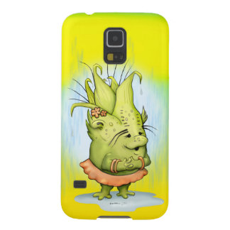 EPIZELE CUTE ALIEN CARTOON Samsung Galaxy S5 Galaxy S5 Cover