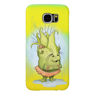 EPIZELE CUTE ALIEN CARTOON Samsung Galaxy S6 Samsung Galaxy S6 Cases