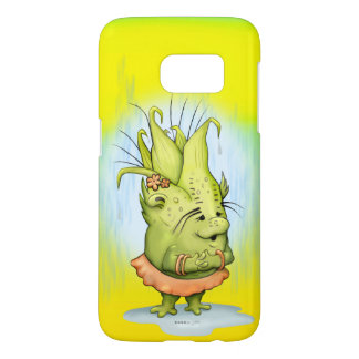 EPIZELE CUTE ALIEN CARTOON Samsung Galaxy S7 Samsung Galaxy S7 Case