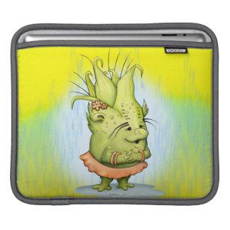 EPIZELLE ALIEN CARTOON iPad H iPad Sleeve