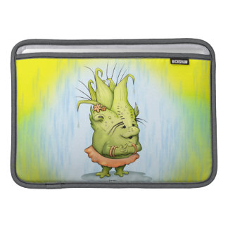 EPIZELLE ALIEN CARTOON Macbook Air 11 ONZ H Sleeve For MacBook Air
