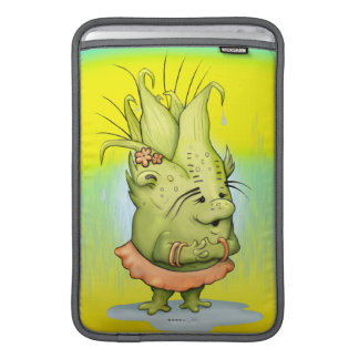 EPIZELLE ALIEN CARTOON Macbook Air 11 ONZ Sleeve For MacBook Air