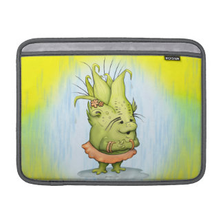 EPIZELLE ALIEN CARTOON Macbook Air 13 ONZ H MacBook Sleeve