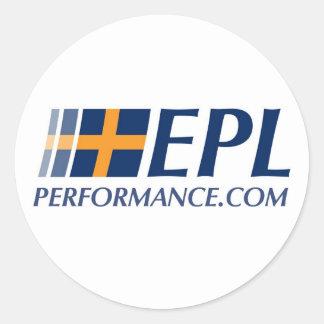 EPLPerformance Sticker