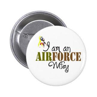 épouse d armée de l air badge