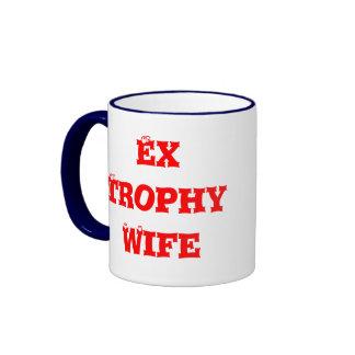 Épouse ex de trophée, ExTrophyWife Mug Ringer