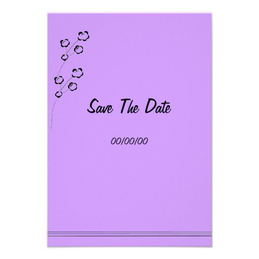 Épouser la gamme stationnaire, personnaliser invitations personnalisées