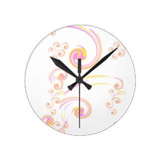 Épouser l'ensemble léger stationnaire de boucle horloges
