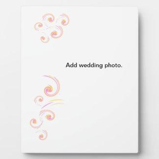 Épouser l'ensemble léger stationnaire de boucle plaques d'affichage