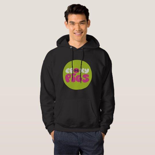 Epoxy Pigs black hoodie