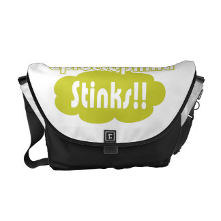 Eproctophilia Stinks!! Commuter Bags