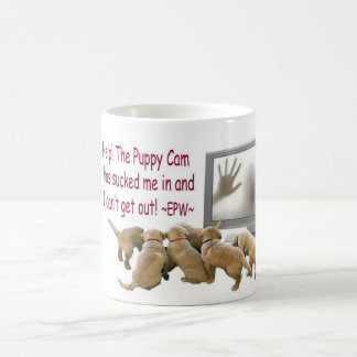 EPW Camera Trap Magic Mug