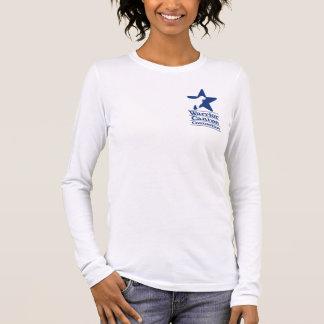 EPW pawprints ladies long sleeve Long Sleeve T-Shirt