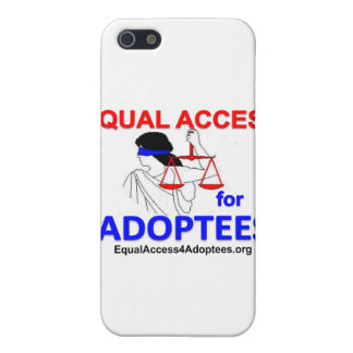 equal access tee case for the iPhone 5