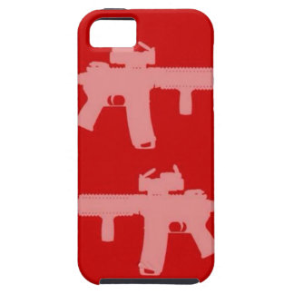 Equal gun rights ar15 iPhone 5 cover