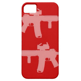 Equal gun rights ar15 iPhone 5 covers