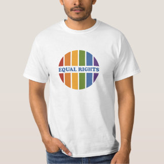 Equal Rights shirts - choose style & color