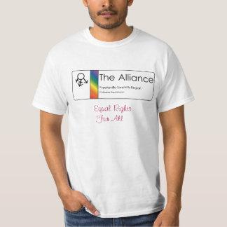 Equal Rights w/logo T-Shirt