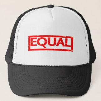 Equal Stamp Trucker Hat