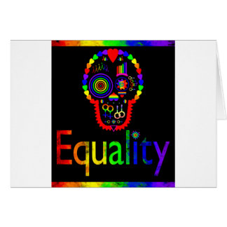 Equality for everyone - Even the dead Card