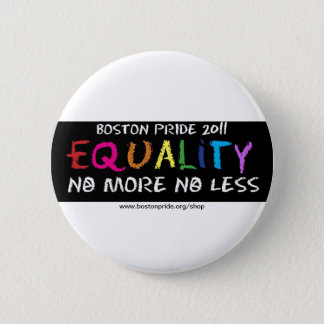 Equality Standard 2 Inch Round Button