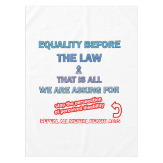 Equality Tablecloth