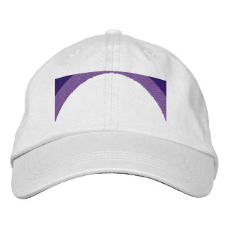 Equality With Rainbow And Blue Clouds Embroidered Hat