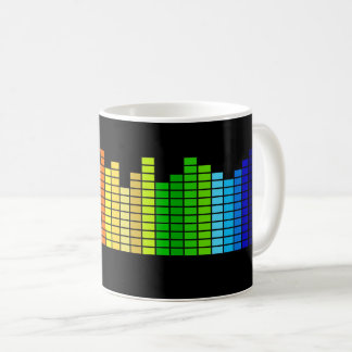 Equalizer Coffee Mug