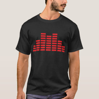 equalizer icon T-Shirt
