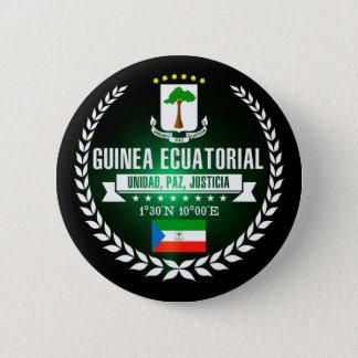 Equatorial Guinea 2 Inch Round Button
