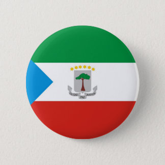 Equatorial Guinea 2 Inch Round Button