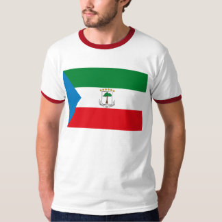 Equatorial Guinea Flag T-shirt