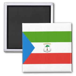 Equatorial Guinea National World Flag Magnet