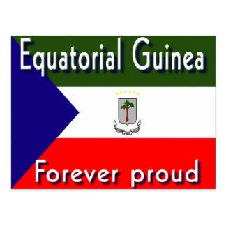 Equatorial Guinea Postcard