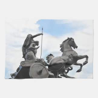 Equestrian architecture in London Hand Towels