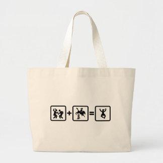 Equestrian Canvas Bags