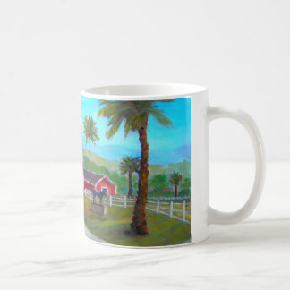 Equestrian Barn Coffee Mug