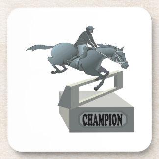 Equestrian Champion Coasters
