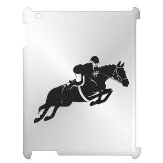 Equestrian Jumper Case For The iPad