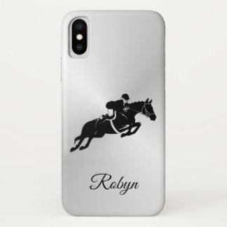 Equestrian Jumper Case-Mate iPhone Case
